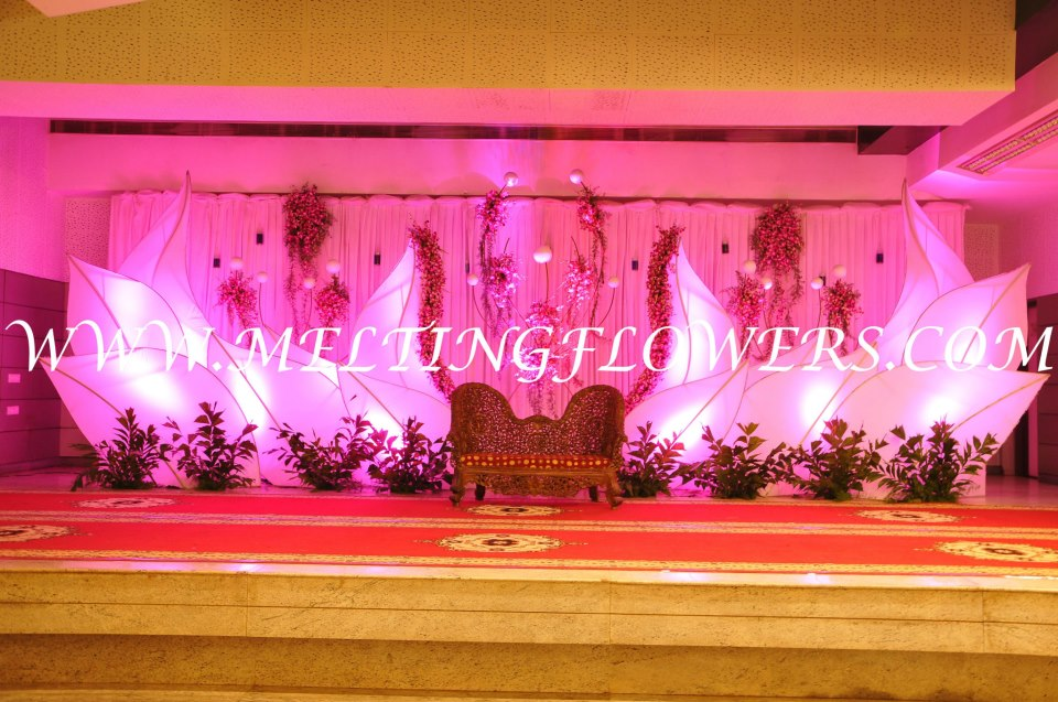 Wedding Theme Decoration